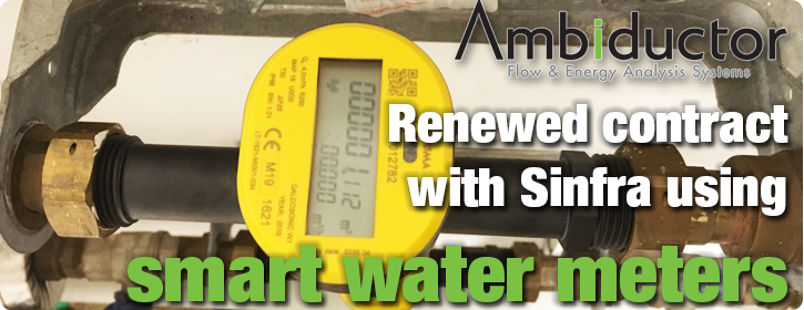Sinfra water meters