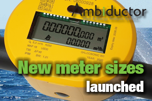 New meter sizes launched