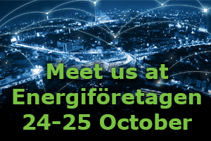 Meet us at Energiföretagens conference 24-25 October