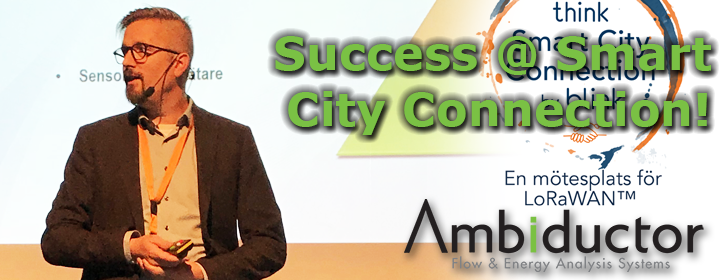 Success at Smart City Connection